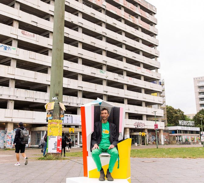 Sonic Aggregator – Alexanderplatz Berlin